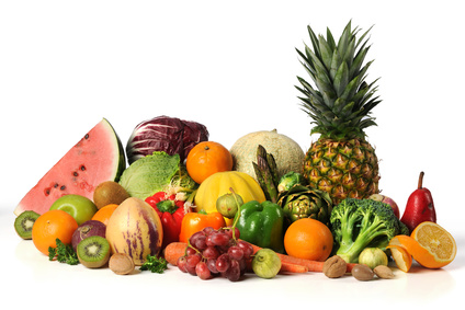 fruits and veggies for an arthritis diet